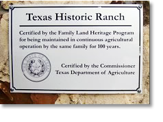 Texas Historic Guest Ranch